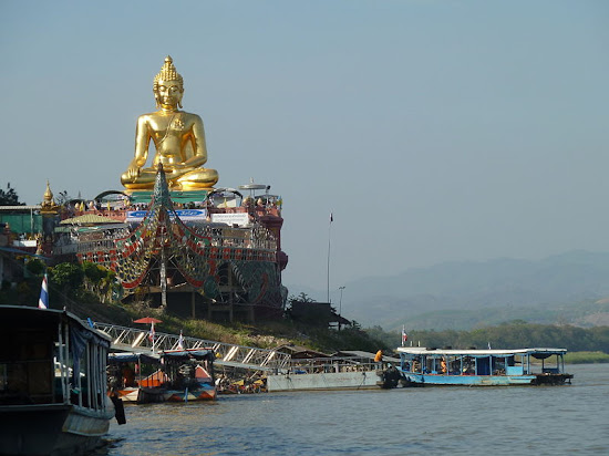 Chiang Rai Attractions: Golden Triangle