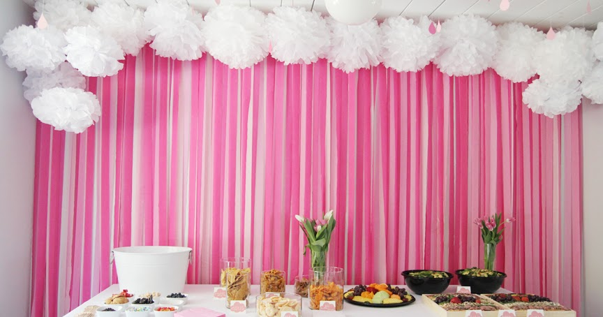 45wall design baby shower