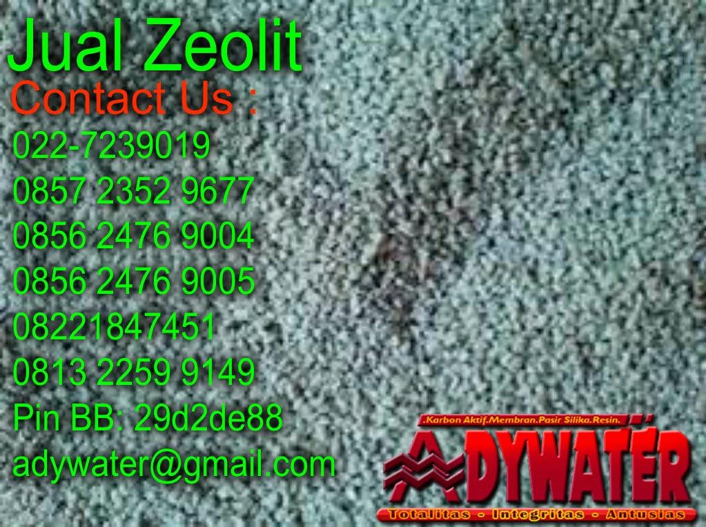 Jual Mangan Zeolit | Harga Filter Mangan Zeolit