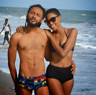 Exclusive Photos ; Hugs and Kisses from Yvonne Nelson 's Birthday in Accra .
