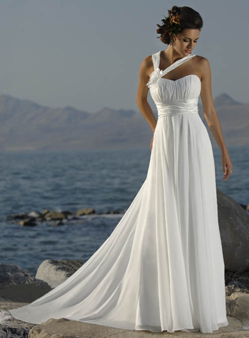 dress beach wedding dresses