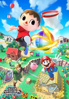 super smash bros for 3ds and super smash bros for wii u artwork 2 E3 2013   Super Smash Bros. For 3DS & Super Smash Bros. For Wii U   Logo, Artwork, Concept Art, Screenshots, & Trailers
