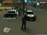 GTA San Andreas Snow Mod - screenshot 23