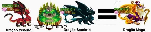 Dragão Mago
