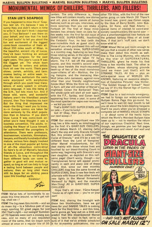 Conan the Barbarian (1970) Issue #39 #51 - English 21