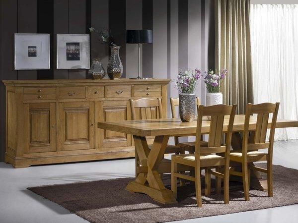 Muebles y decoración de interiores: ideas sobre comedores rústicos ...