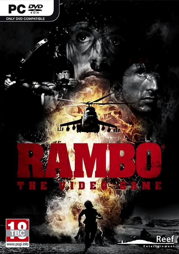 RAMBO - The Video Game - Reloaded 2014