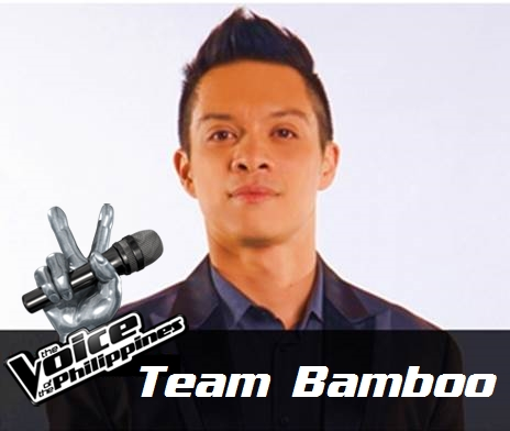 The Voice of the Philippines and Kamp Kawayan coach, Bamboo Manalac
