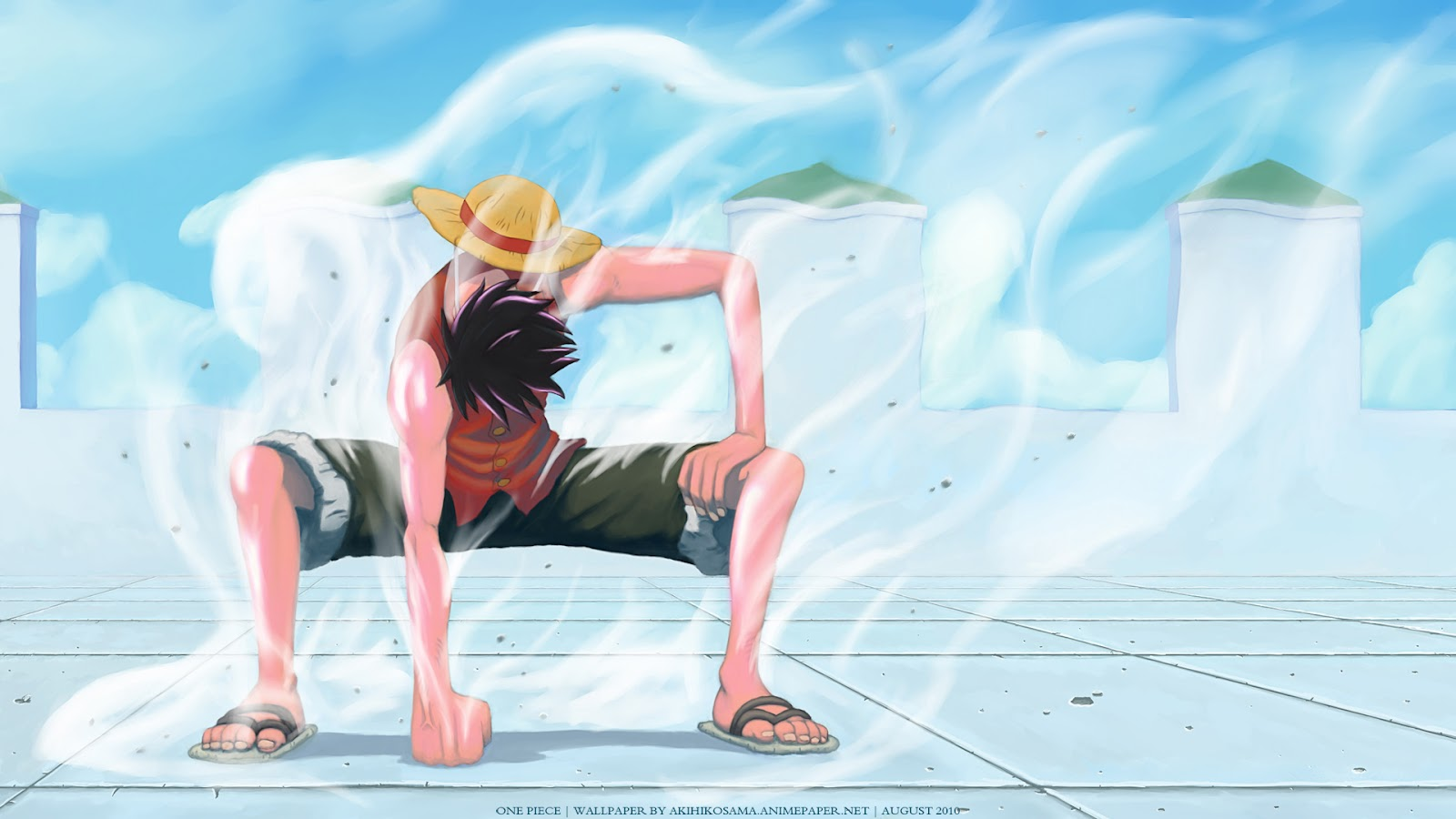 One Piece HD & Widescreen Wallpaper 0.00355803621394823