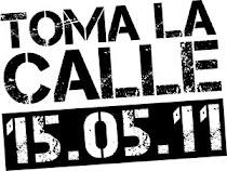 EL 15 DE MAYO, TOD@S A LA CALLE!