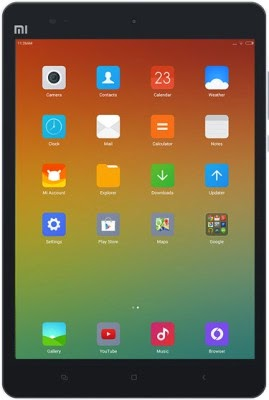 Buy Mi Pad Tablet at Rs. 9999 :buytoearn