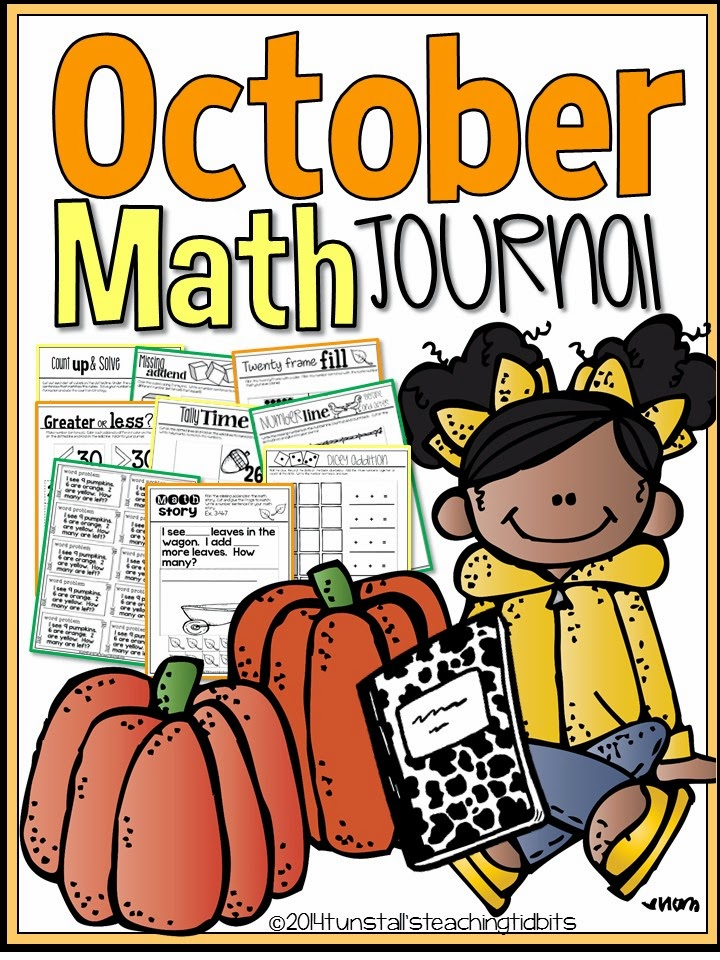 http://www.teacherspayteachers.com/Product/October-Math-Journal-Interactive-Printables-1275438