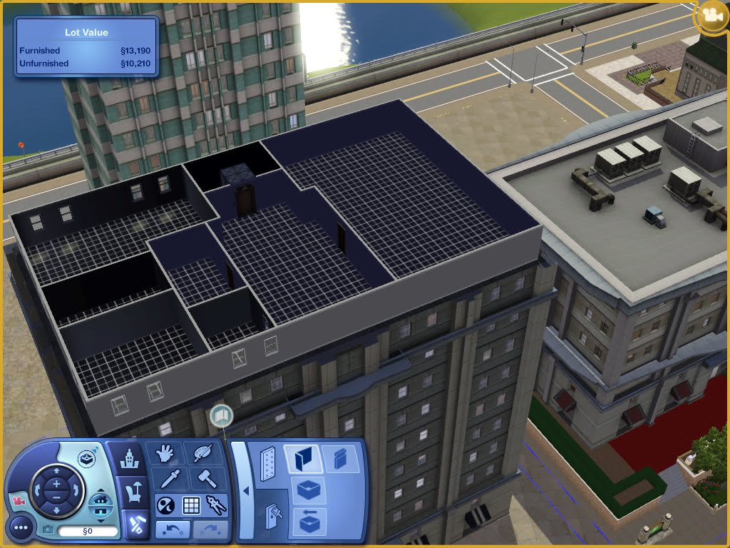 The Sims Depot Create A World Tips And Tricks How To Build Apts Extend Apartments In 3 Late Night