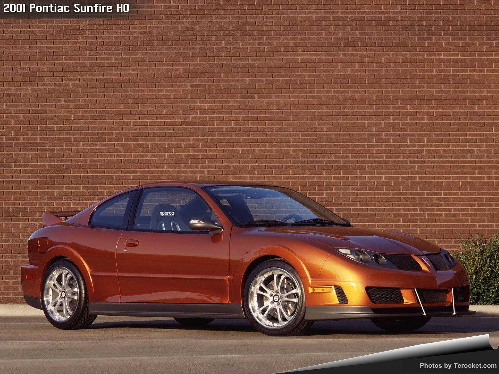 Hình ảnh xe ô tô Pontiac Sunfire HO 2001 & nội ngoại thất