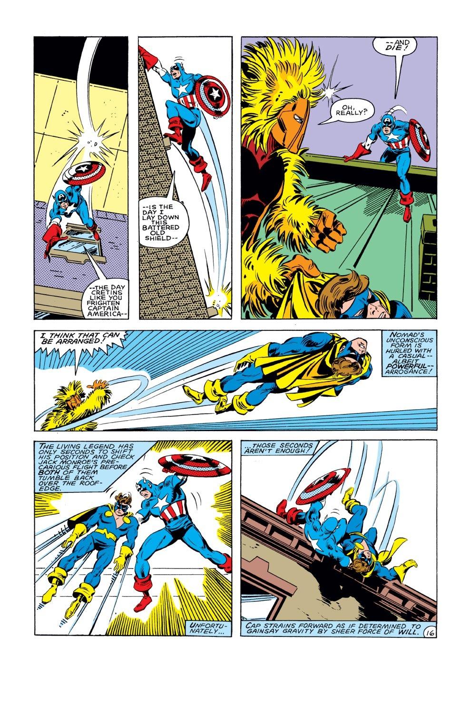 Captain America (1968) Issue #285 #201 - English 17