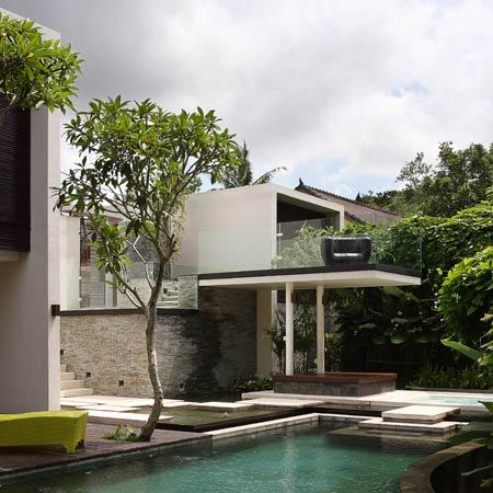 On the other hand, Architects Aboday 's Villa Paya-Paya holiday home