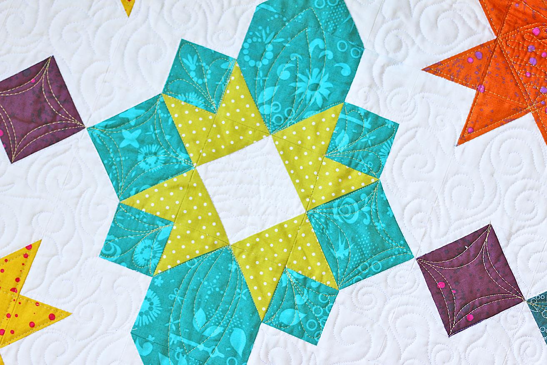 Moroccan Lanterns Quilt – Freshly Pieced : moroccan quilts - Adamdwight.com