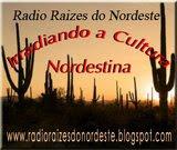 simbolo da  radio raizes do nordeste fm