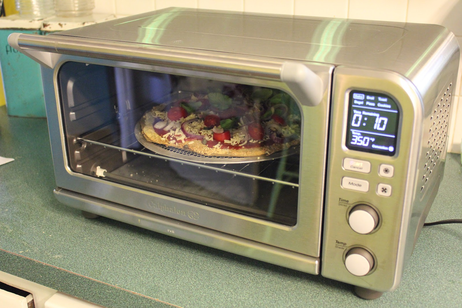 ll review be cake here takes week toaster oven favorite the i long calphalon electrics convection for pick top all my and products digital giveaway you highlighting xl is