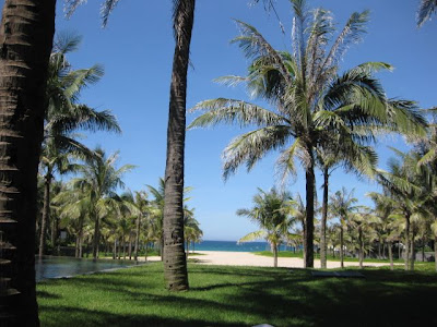The Nam Hai Villa View