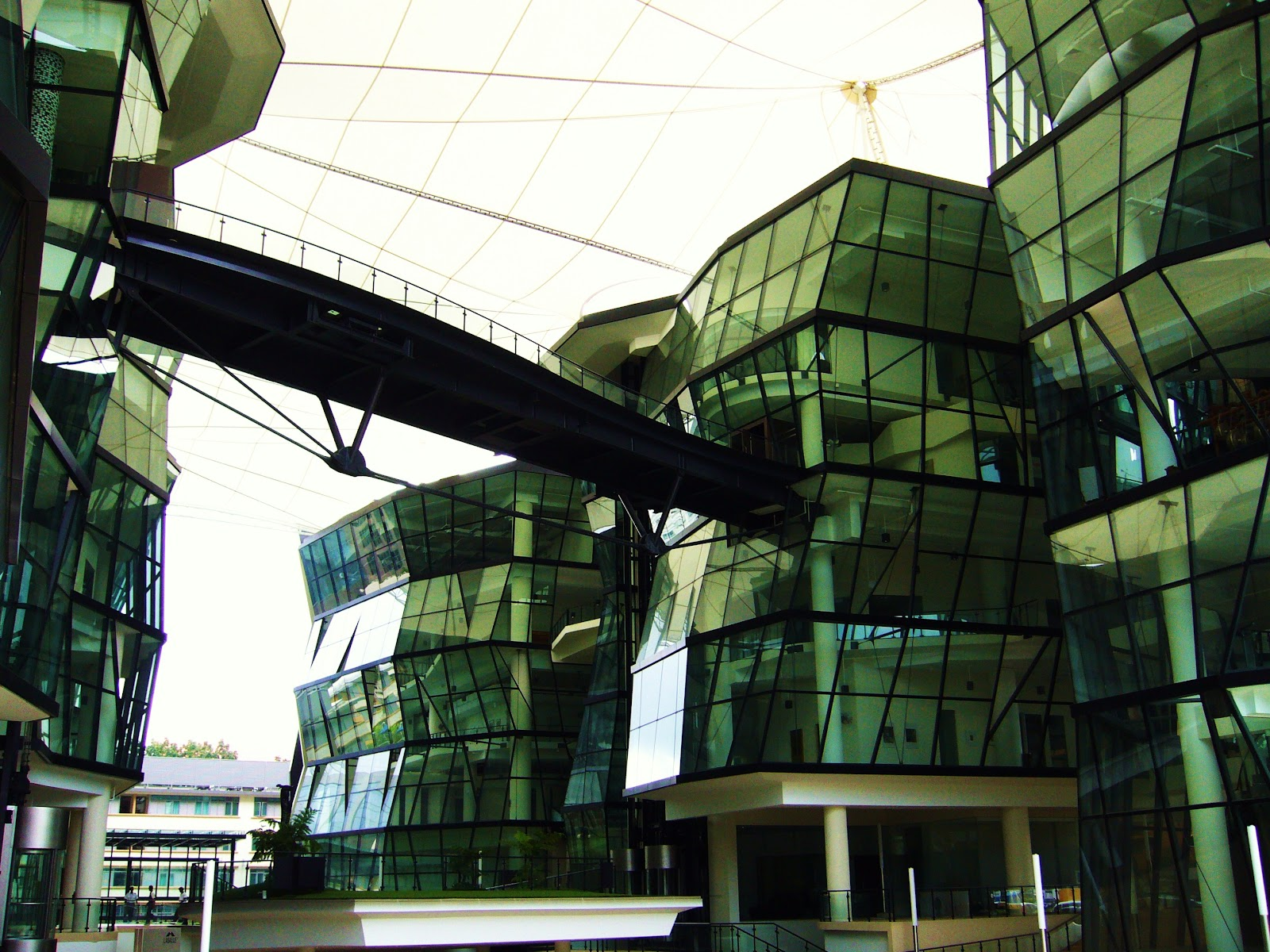Famous architecture firms in singapore for Architecture firms in singapore