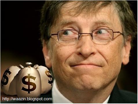 Bill Gates Dan Fakta Kekayaannya
