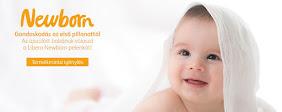 Válassz most ingyenes Libero Newborn termékmintát!