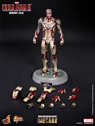 Hot Toys 1/6 Scale Iron Man 3Iron Man Mark XLII (32 (hot toys iron man diecast iron man mark )