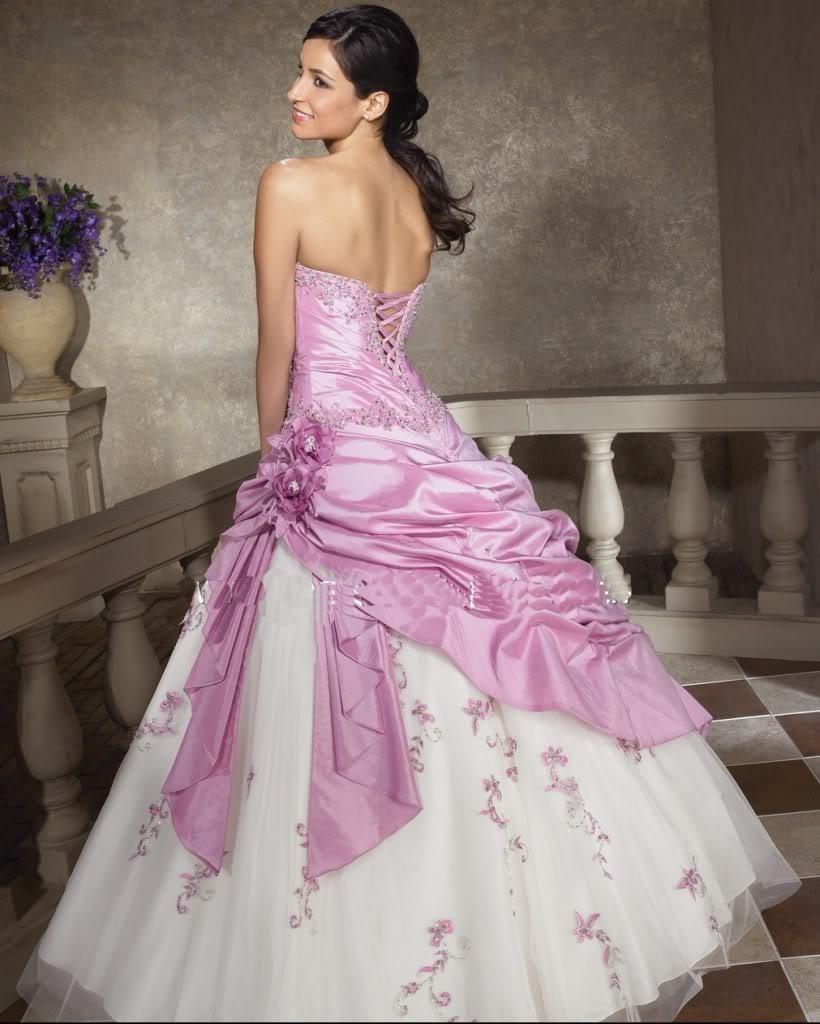 Muundo teen vestidos para festa de 15 anos for Red and white wedding dresses 2012