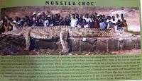 World's Biggest Crocodile Ever Recorded