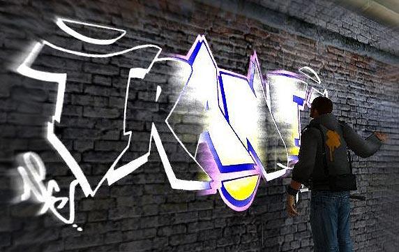 Graffiti Games | New Graffiti