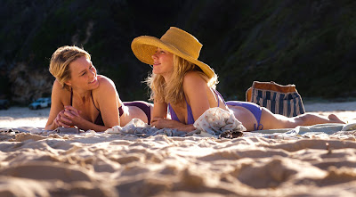 Naomi Watts and Robin Wright