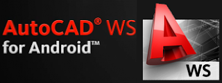 Logo AutoCAD WS for Android