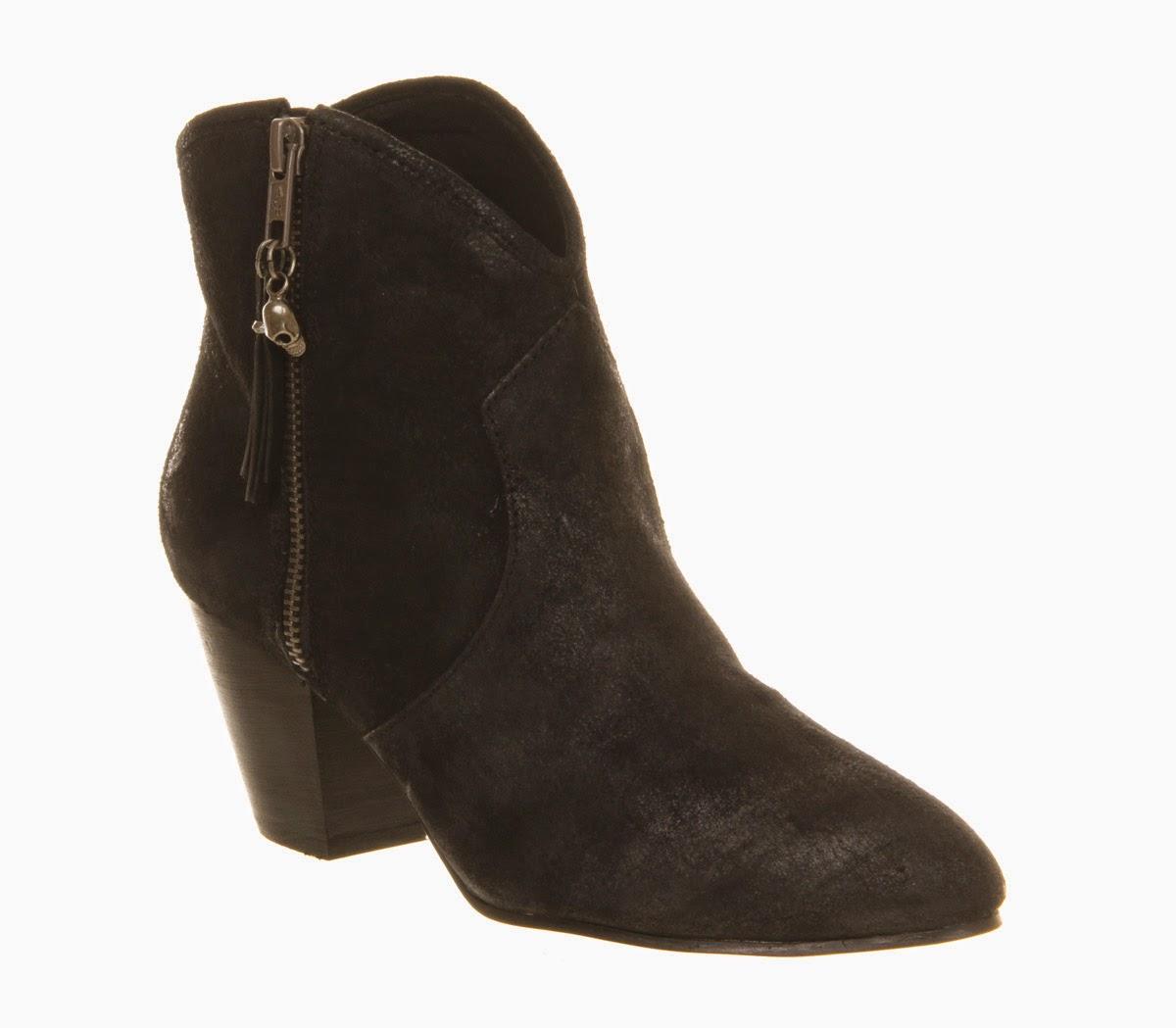 ash jess zip boot, ash jess boots,