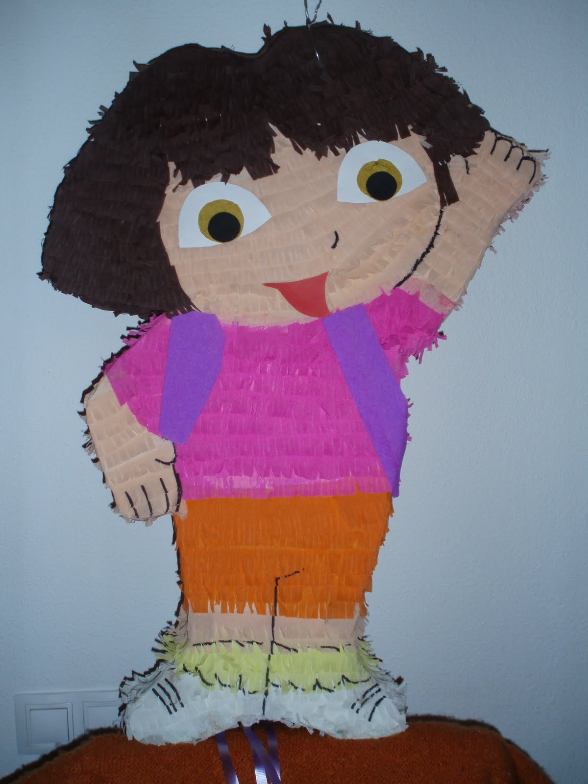 Pi ata dora la exploradora cocina - Dora la exploradora cocina ...