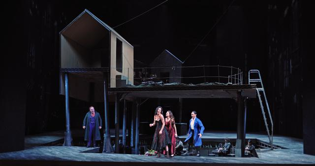 The Festwochens Rigoletto Later To Be The Mets Likely