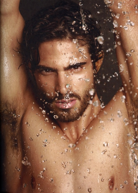 Juan Betancourt by Tom Ford for Skincare Campaign