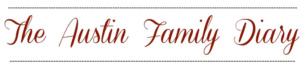 Austin Family Diary