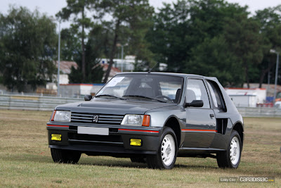 coches de los 80 peugeot 205 turbo 16 lemans