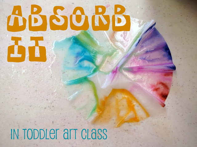 http://librarymakers.blogspot.com/2013/03/toddler-art-class-absorb-it.html