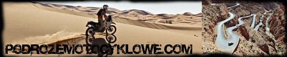 Podróże motocyklowe, Wyprawy motocyklowe, Transport motocykli, Motocyklem do Maroka Kirgistanu.