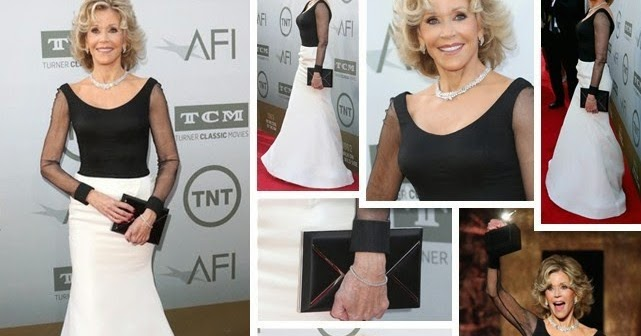 Somewhere I Belong: 2014 AFI Life Achievement Award Red carpet