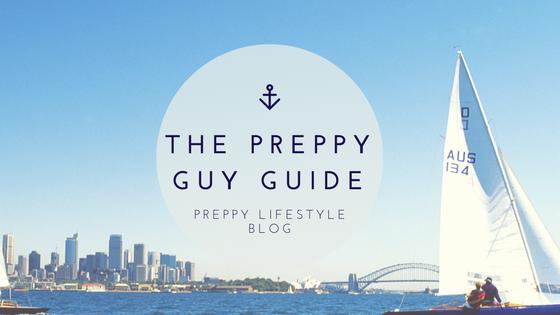 The Preppy Guy Guide