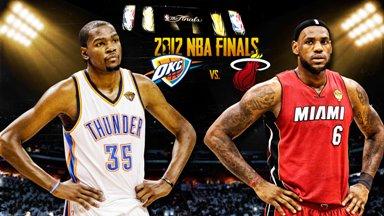 2012 NBA Finals Live Streaming