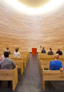 Kampin kappeli - Kuva: Helsingin seurakuntayhtymä / Esko Jämsä