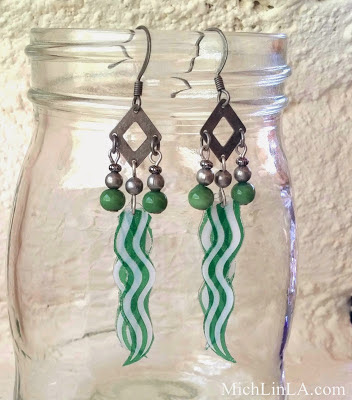 http://www.michlinla.com/2015/05/guess-mystery-thing-long-green-earrings.html