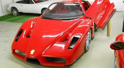 Ferrari Enzo Replica Based on Toyota MR2