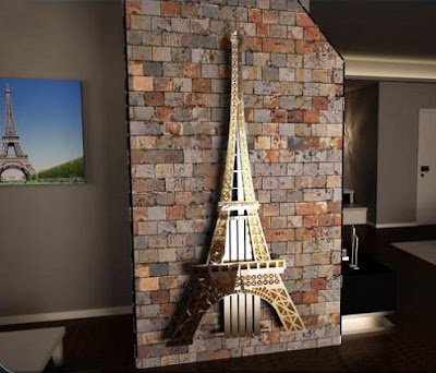 Awesome Eiffel Tower Inspired Designs and Products (15) 1