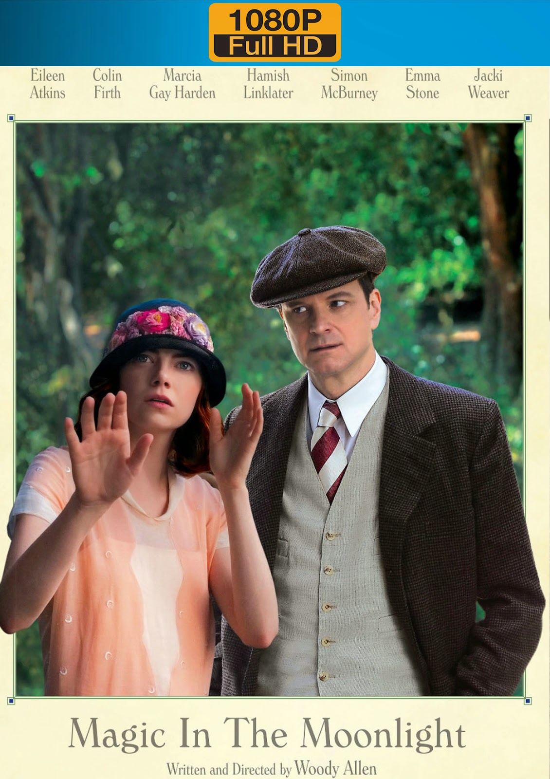 Magic In The Moonlight 2014 1080p Subtitulada