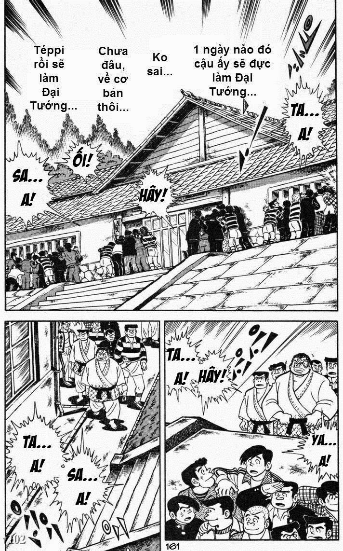 Siêu quậy Teppi chap 96 - Trang 26